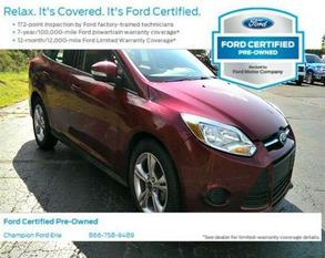 2013 Ford Focus SE Sedan for sale in Erie for $14,988 with 26,175 miles.