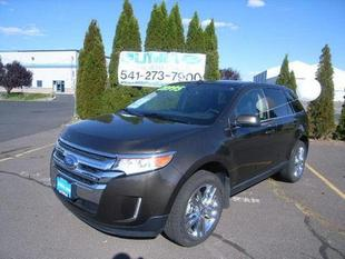 2011 Ford Edge Limited SUV for sale in Klamath Falls for $28,995 with 21,996 miles.