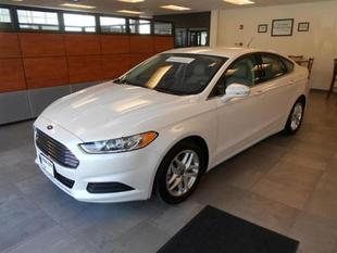 2013 Ford Fusion SE Sedan for sale in Sioux City for $18,998 with 9,185 miles.