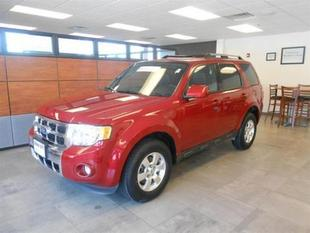 2011 Ford Escape Limited SUV for sale in Sioux City for $18,496 with 55,193 miles.