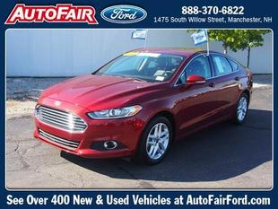 2014 Ford Fusion SE Sedan for sale in Manchester for $23,892 with 30,702 miles.