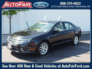 2012 Ford Fusion SEL Sedan for sale in Manchester for $17,496 with 58,072 miles.