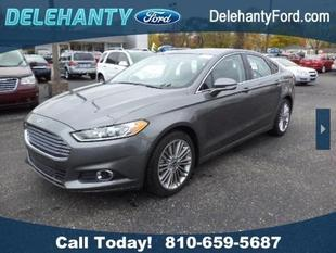 2013 Ford Fusion SE Sedan for sale in Flushing for $18,900 with 16,311 miles.