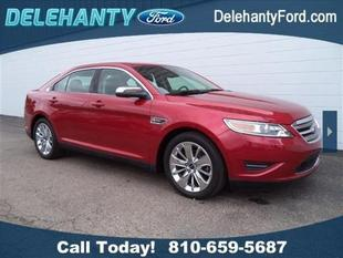 2010 Ford Taurus Limited Sedan for sale in Flushing for $20,500 with 43,270 miles.