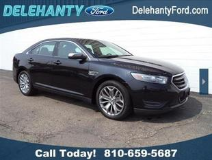 2013 Ford Taurus Limited Sedan for sale in Flushing for $21,900 with 38,079 miles.