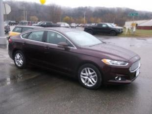 2013 Ford Fusion SE Sedan for sale in Hardwick for $20,995 with 25,667 miles.