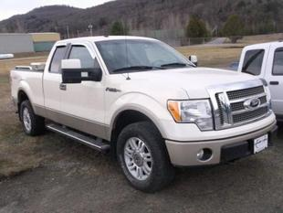 2009 Ford F150 Lariat Extended Cab Pickup for sale in Hardwick for $27,450 with 53,622 miles.
