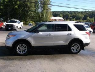 2013 Ford Explorer XLT SUV for sale in Hardwick for $31,995 with 33,783 miles.