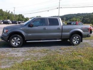 2011 Ford F150 FX4 Crew Cab Pickup for sale in Hardwick for $31,950 with 50,482 miles.