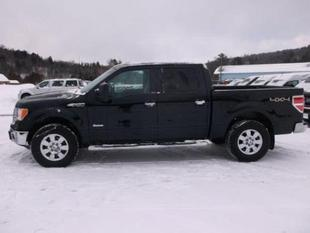 2011 Ford F150 XLT Crew Cab Pickup for sale in Hardwick for $30,995 with 49,525 miles.