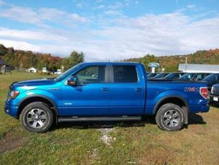 2011 Ford F150 FX4 Crew Cab Pickup for sale in Hardwick for $33,440 with 28,927 miles.