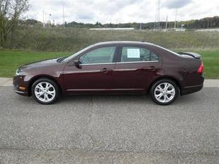 2012 Ford Fusion SE Sedan for sale in Eau Claire for $16,995 with 28,153 miles.
