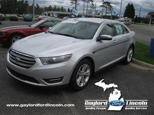 2013 Ford Taurus SEL Sedan for sale in Gaylord for $21,929 with 12,767 miles.