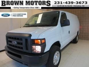 2014 Ford E250 Cargo Cargo Van for sale in Petoskey for $23,895 with 25,000 miles.