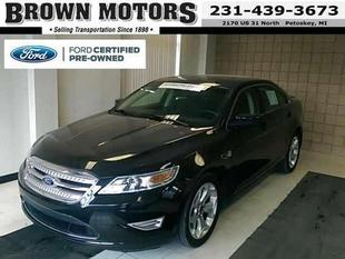 2010 Ford Taurus SHO Sedan for sale in Petoskey for $23,795 with 49,217 miles.