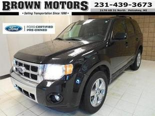 2010 Ford Escape Limited SUV for sale in Petoskey for $18,395 with 63,099 miles.