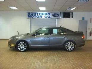 2012 Ford Fusion SEL Sedan for sale in Escanaba for $21,995 with 26,193 miles.