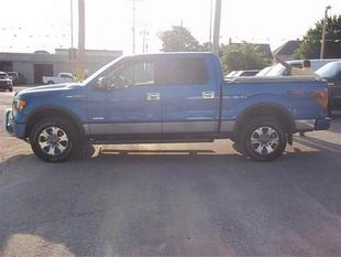 2011 Ford F150 Crew Cab Pickup for sale in Escanaba for $37,995 with 35,968 miles.