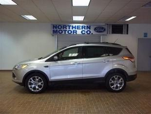 2013 Ford Escape SE SUV for sale in Escanaba for $23,995 with 44,175 miles.