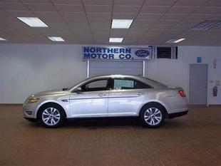 2011 Ford Taurus SEL Sedan for sale in Escanaba for $22,995 with 41,554 miles.