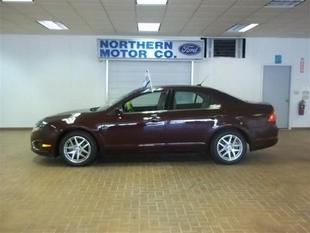 2012 Ford Fusion SEL Sedan for sale in Escanaba for $20,995 with 16,398 miles.