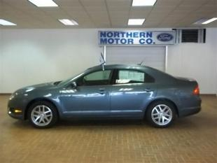2012 Ford Fusion SEL Sedan for sale in Escanaba for $21,995 with 14,703 miles.