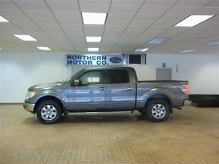 2012 Ford F150 Crew Cab Pickup for sale in Escanaba for $39,995 with 19,439 miles.