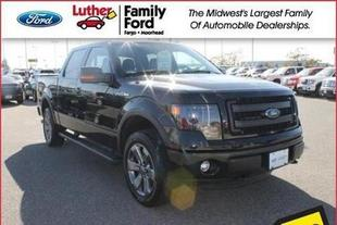 2013 Ford F150 Crew Cab Pickup for sale in Fargo for $38,999 with 13,459 miles.
