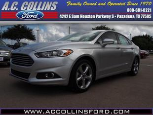 2014 Ford Fusion SE Sedan for sale in Pasadena for $18,500 with 28,247 miles.