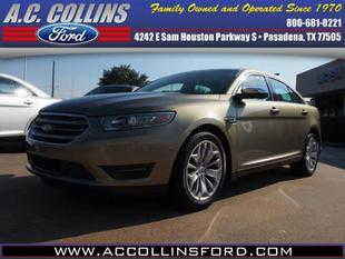 2013 Ford Taurus Limited Sedan for sale in Pasadena for $20,500 with 34,035 miles.