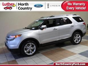 2014 Ford Explorer Limited SUV for sale in Coon Rapids for $33,595 with 41,931 miles.