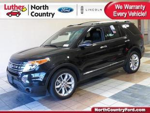 2013 Ford Explorer Limited SUV for sale in Coon Rapids for $31,595 with 39,187 miles.