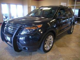 2013 Ford Explorer Limited SUV for sale in Helena for $33,921 with 35,535 miles.