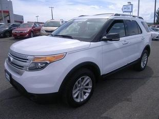 2014 Ford Explorer XLT SUV for sale in Helena for $33,984 with 8,116 miles.
