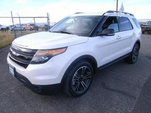 2014 Ford Explorer Sport SUV for sale in Helena for $45,721 with 4,745 miles.