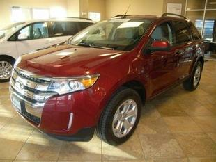 2013 Ford Edge SEL SUV for sale in Helena for $25,721 with 25,998 miles.
