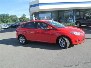 2013 Ford Focus SE Hatchback for sale in Missoula for $15,742 with 9,484 miles.