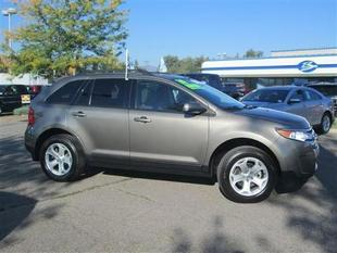 2014 Ford Edge SEL SUV for sale in Missoula for $27,238 with 17,468 miles.