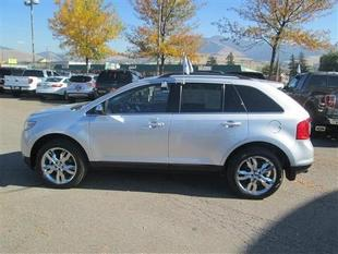 2013 Ford Edge Limited SUV for sale in Missoula for $26,987 with 22,655 miles.