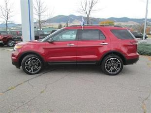 2014 Ford Explorer Sport SUV for sale in Missoula for $41,871 with 22,526 miles.