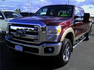 2012 Ford F350 Lariat Crew Cab Pickup for sale in Whitefish for $51,900 with 16,029 miles.