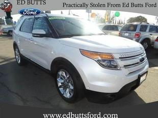 2012 Ford Explorer Limited SUV for sale in La Puente for $33,980 with 33,997 miles.