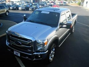 2014 Ford F250 Crew Cab Pickup for sale in Dunn for $50,000 with 49,550 miles.