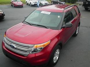 2013 Ford Explorer Base SUV for sale in Dunn for $27,000 with 25,379 miles.