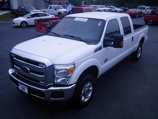 2014 Ford F250 XLT Crew Cab Pickup for sale in Dunn for $45,000 with 12,436 miles.