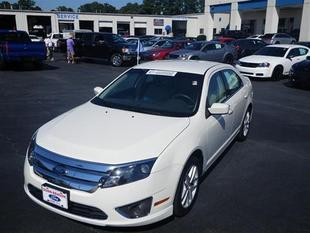 2012 Ford Fusion SEL Sedan for sale in Dunn for $16,995 with 48,198 miles.