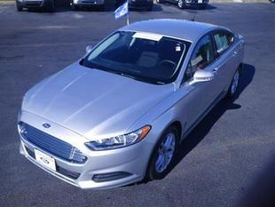 2013 Ford Fusion SE Sedan for sale in Dunn for $18,000 with 31,897 miles.