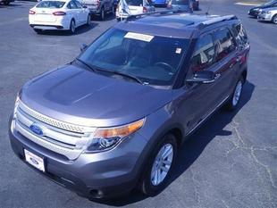 2013 Ford Explorer XLT SUV for sale in Dunn for $30,000 with 35,576 miles.