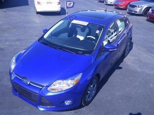 2013 Ford Focus SE Hatchback for sale in Dunn for $17,900 with 25,226 miles.