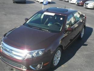 2012 Ford Fusion SEL Sedan for sale in Dunn for $19,995 with 36,932 miles.
